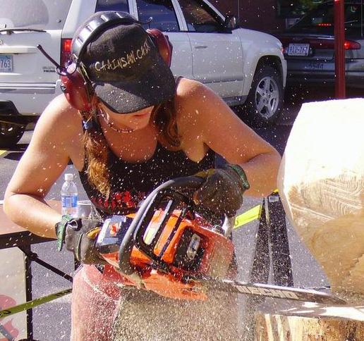 Australian chainsaw carving championships mt dandenong